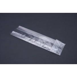 Transparant Polypropyleen zakjes 80 x 40 x 240 mm
