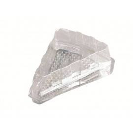 """""""Part de Tarte"""" boîte plastique (1/8 ø 260mm)"""