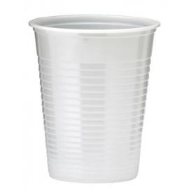 Gobelet 180 cc en plastique blanc