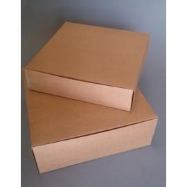 """Boîtes à gâteau """"ECO"""" 19 cm x 8 cm"""
