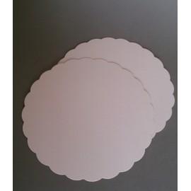 Certificat alim. sous-tartes carton BLANC