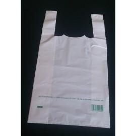 Valisettes 30 x 15 x 55 cm réutilisables (blanches)