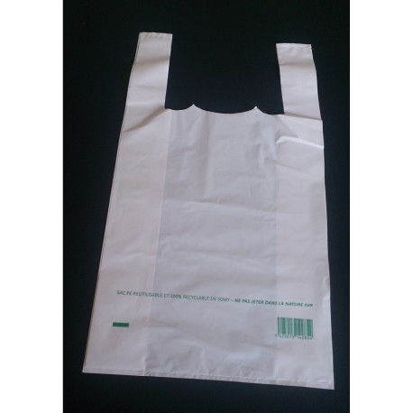 Valisettes 30 x 16 x 50 cm (blanches)